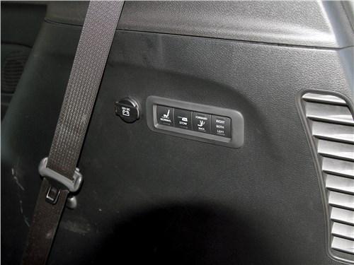 Chrysler Pacifica 2021 багажник