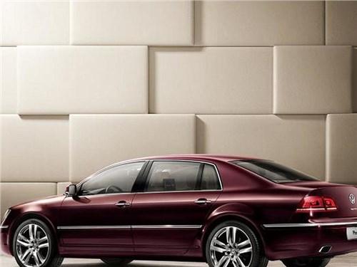 Новость про Volkswagen Phaeton - Volkswagen Phideon