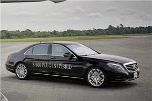 На российском рынке скоро появится подзаряжаемый гибридный автомобиль от Mercedes-Benz
