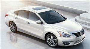 Новость про Nissan Teana - Nissan обновил седан Altima