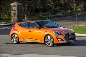 Hyundai Veloster не будет продаваться в Европе