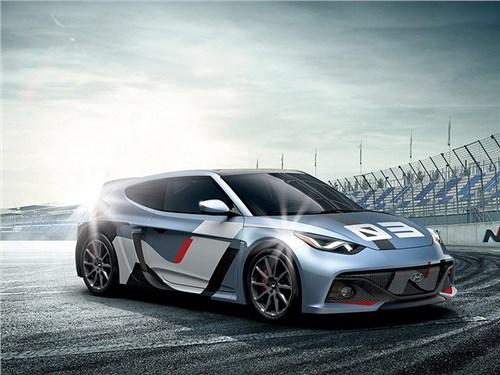 Hyundai готовит экстремальную версию Veloster