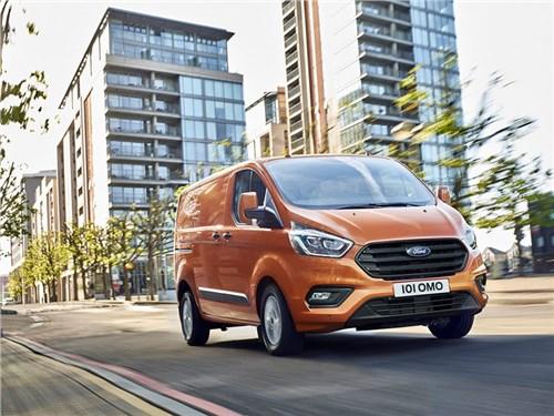 Новость про Ford Transit Connect - Ford Tourneo Custom