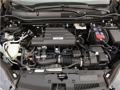 Предпросмотр honda cr-v 2017 двигатель