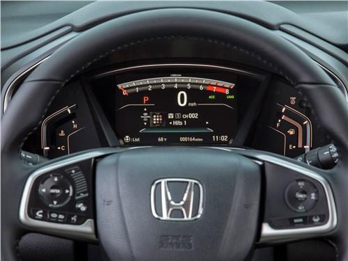 Предпросмотр honda cr-v 2017 руль
