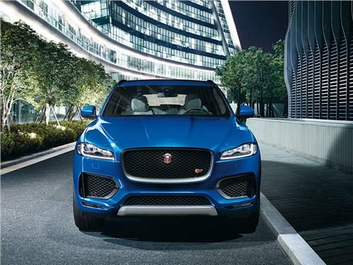 Новость про Jaguar F-Pace - Jaguar F-Pace