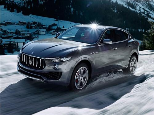 Все Maserati получат гибридные версии