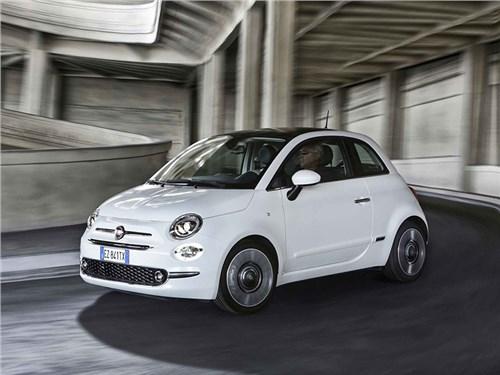 Новость про Fiat - Fiat 500