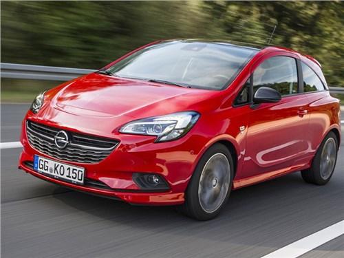 Новость про Opel Corsa - Opel Corsa OPC