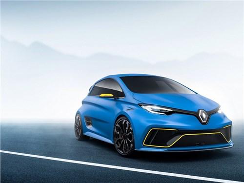 Новость про Renault Zoe - Renault E-Sport