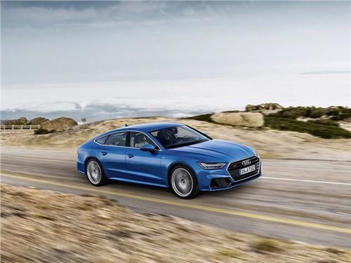 Audi представила новую А7 Sportback
