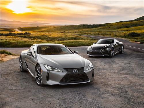 Lexus хочет создать конкурента Nissan GT-R