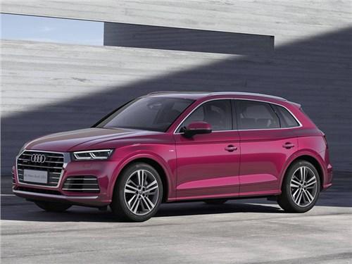 Новость про Audi Q5 - Audi Q5L
