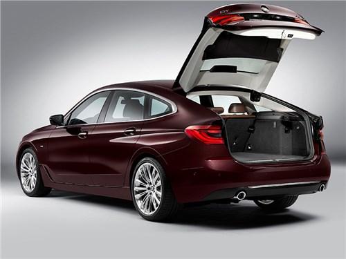 Новость про BMW 5 series GT - BMW 6-Series Gran Turismo