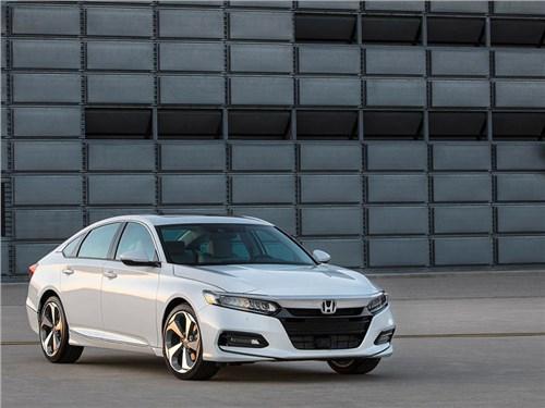 Honda вернет Civic и Accord в Россию