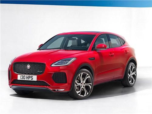 Новость про Jaguar - Jaguar E-Pace
