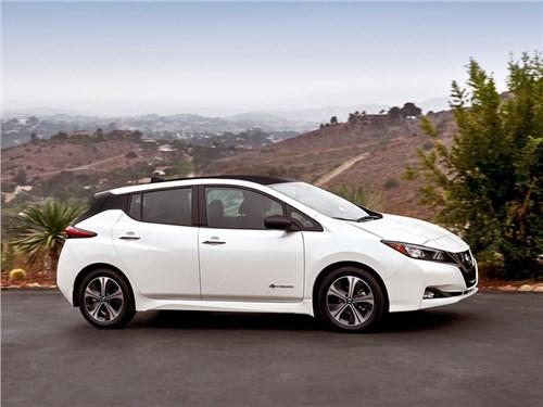Новость про Nissan Leaf - Nissan Leaf