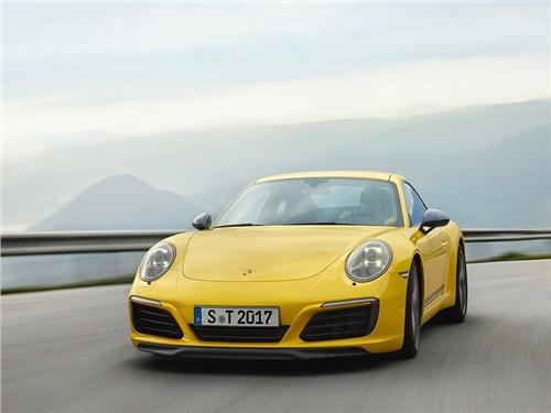 Новость про Porsche 911 Carrera - Porsche 911 Carrera T