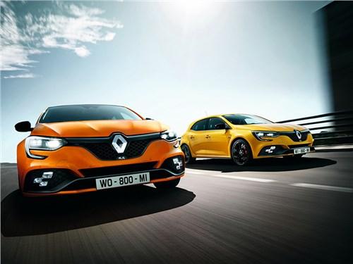 Новость про Renault Megane - Renault Megane RS