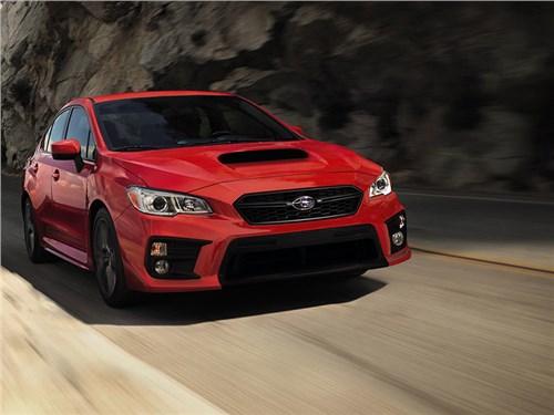 Новость про Subaru - Subaru WRX