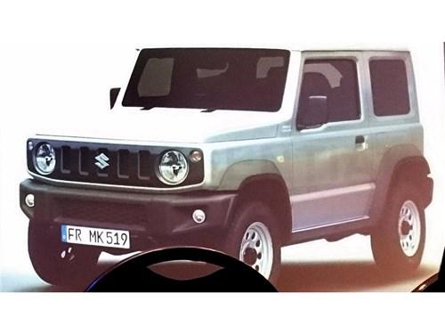 Новость про Suzuki Jimny - Suzuki Jimny