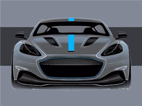 Aston Martin представит свой электромобиль в 2019 году