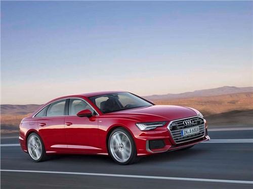 Новость про Audi RS6 - Audi A6