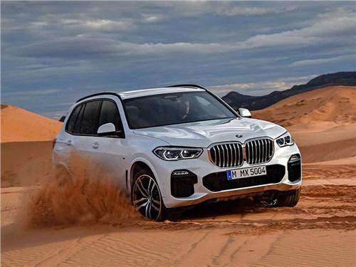 Все о новом BMW X5