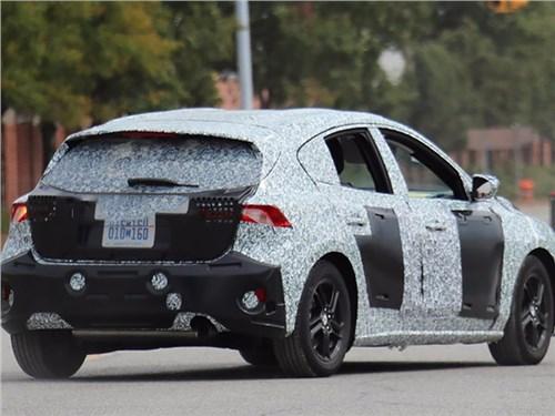Новый Ford Focus станет «премиальным»