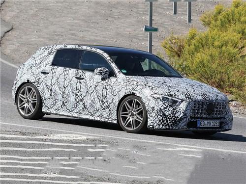 Новость про Mercedes-Benz A-Class - Mercedes-Benz А-класса