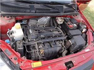 Chery M11 2013 двигатель