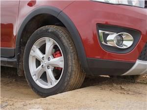 Предпросмотр great wall hover m4 2012 преодоление препятствия