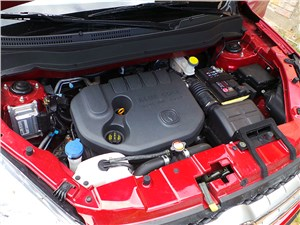 Changan CS35 2014 двигатель