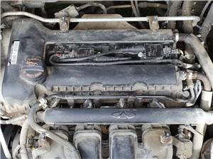 Chery Tiggo 2012 двигатель
