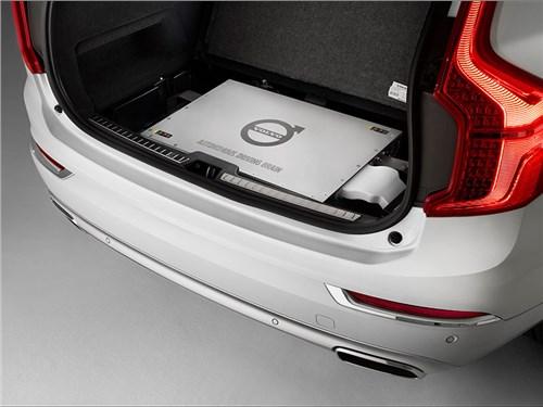 Volvo, Autoliv и NVIDIA разработают софт для автономных автомобилей