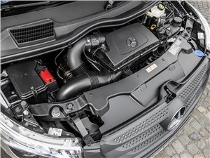 Предпросмотр mercedes-benz vito 2015 двигатель