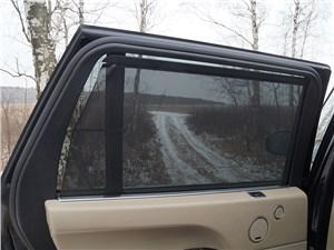 Range Rover LWB 2014 выдвижные шторки