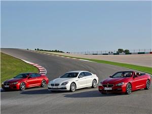 BMW 6 series (седан 4-дв.)