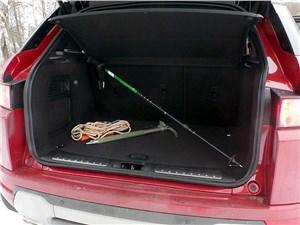 Range Rover Evoque 2012 багажное отделение