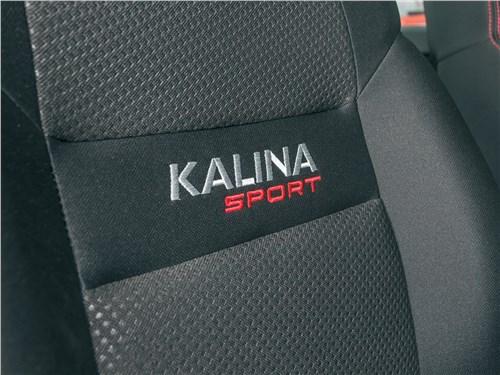 Предпросмотр lada kalina sport 2017 вышивка