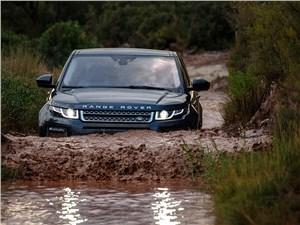 Предпросмотр land rover range rover evoque 2016 вид спереди