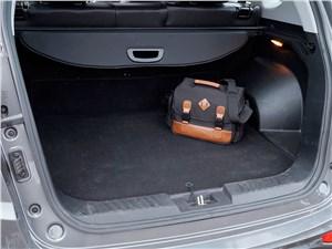 Tiggo 5 2014 багажное отделение