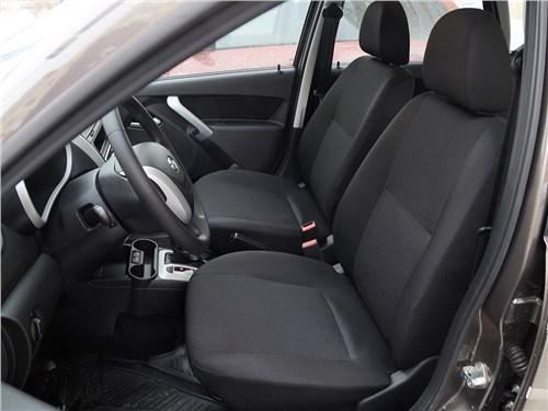 Datsun mi-Do 2015 передние кресла