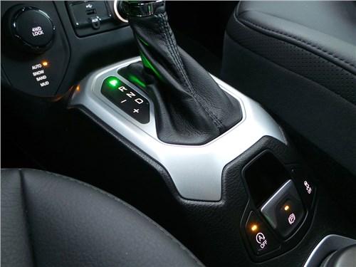 Предпросмотр jeep renegade 2014 селектор девятидиапазонного «автомата»