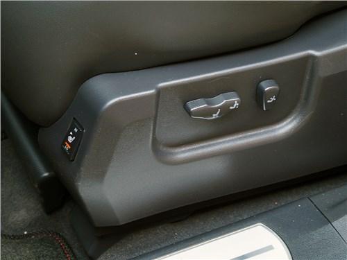 Renault Koleos 2014 переднее кресло