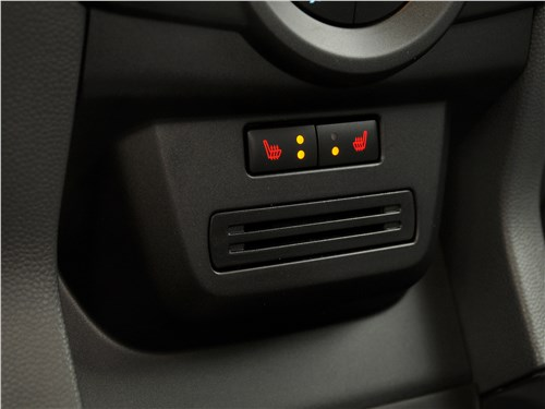 Ford EcoSport 2013 подогрев сидений