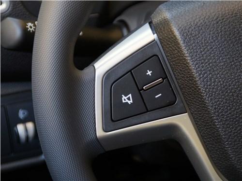 Lifan Solano 2016 кнопки управления на руле