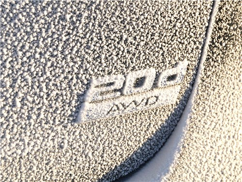 Jaguar F-Pace 2018 дверь багажного отделения