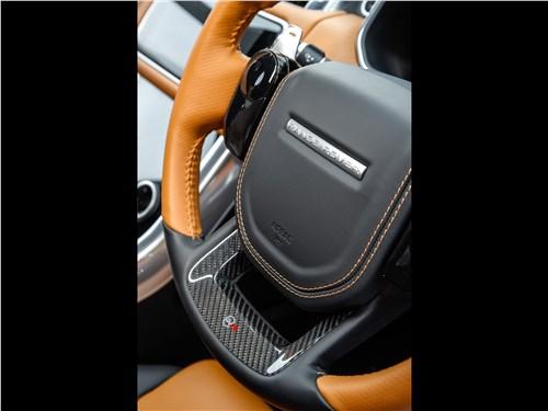 Land Rover Range Rover Sport SVR 2018 руль