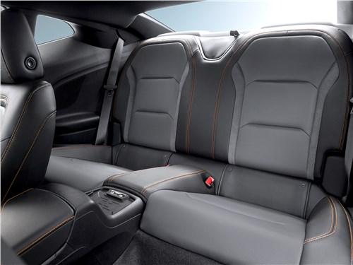 Chevrolet Camaro 2016 задний диван